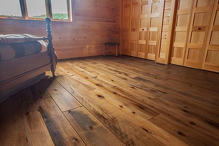 Pine Flooring Gallery Rustic, Knotty Pine Laminate Flooring