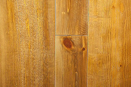 Image showing colour of rusic pine flooring - Rustic Early American